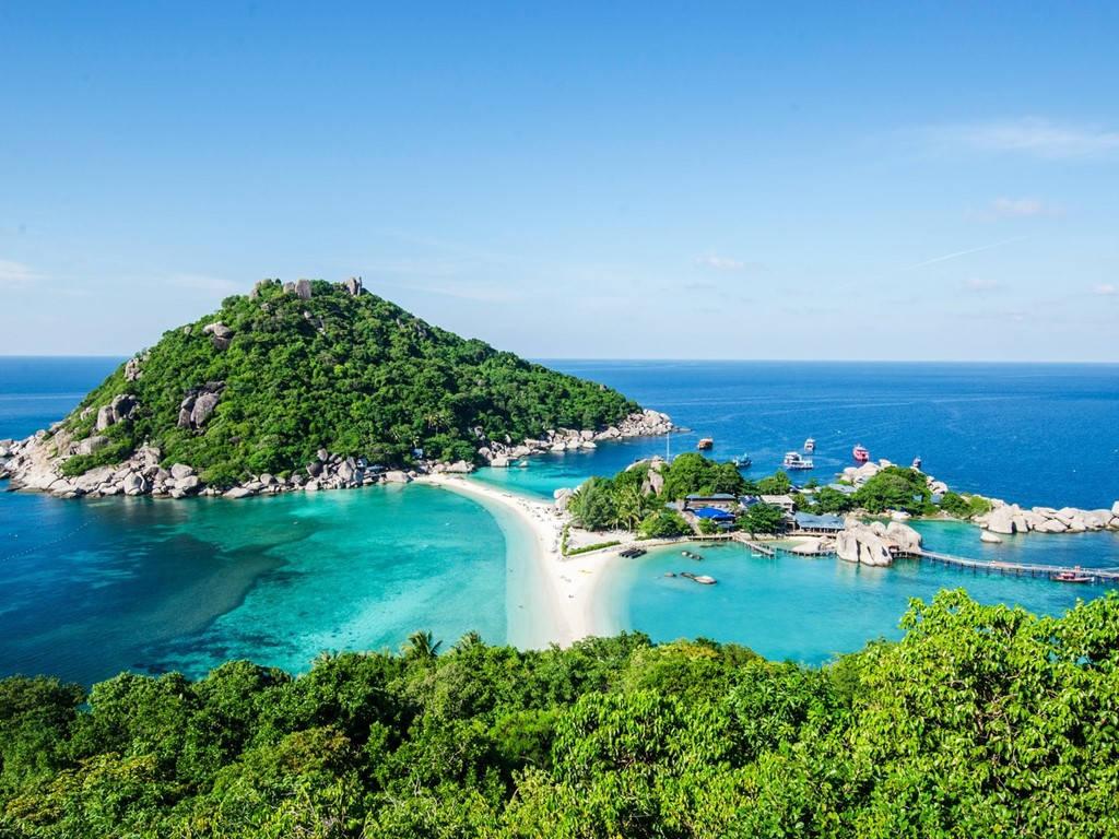 Ko Tao, Thái Lan