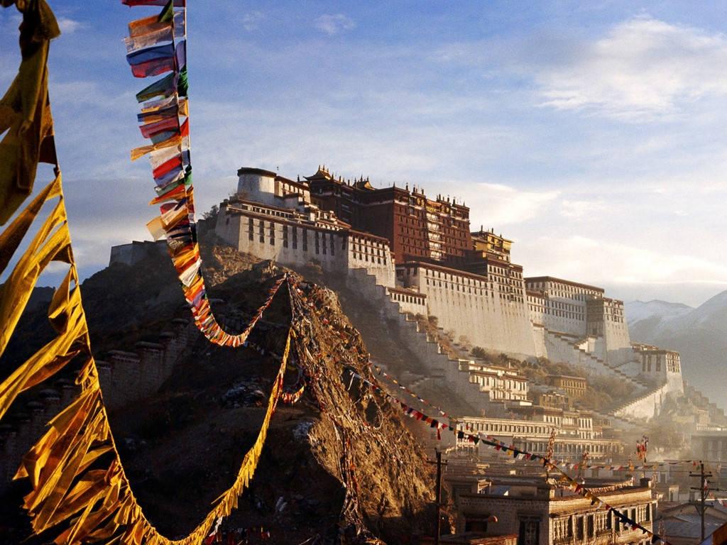 Lhasa, Tây Tạng, Trung Quốc