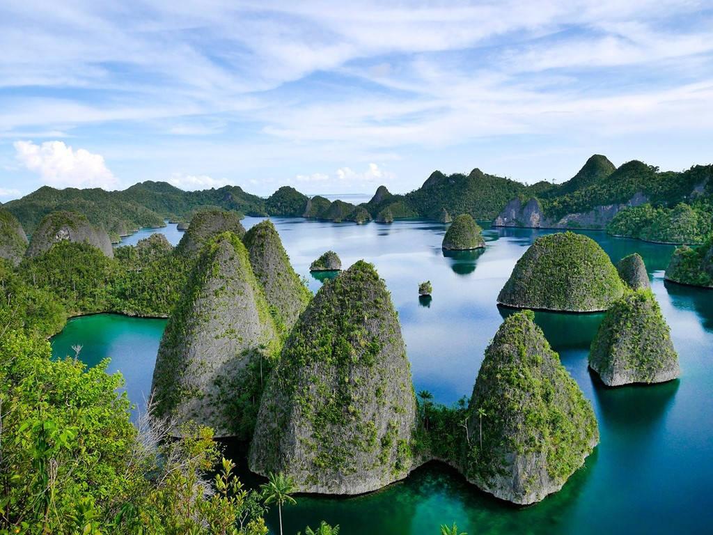 Quần đảo Raja Ampat, Indonesia