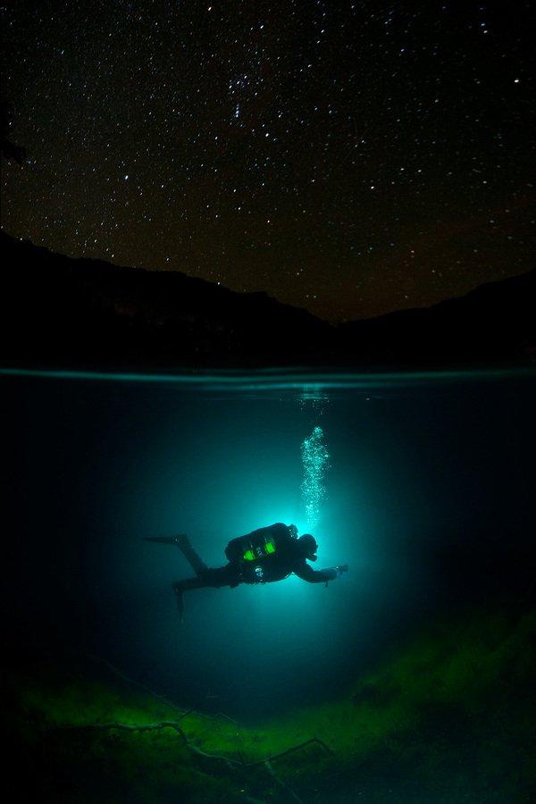 Hồ nước này luôn ẩn chứa những nguy hiểm chết người.