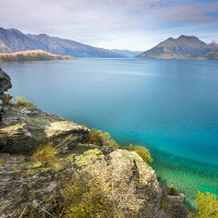 Hồ không đáy Goluboe: Bí ẩn đáng sợ bậc nhất trên Trái Đất