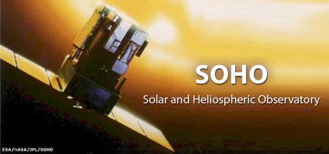 Tàu vũ trụ quan sát Mặt Trời và Nhật quyển SOHO