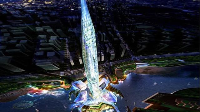 Tòa tháp Tower Infinity