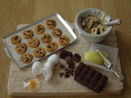 Chiếc bánh quy đặc biệt ra đời trong khi mục đích ban đầu chỉ là làm những chiếc bánh quy thông thường.