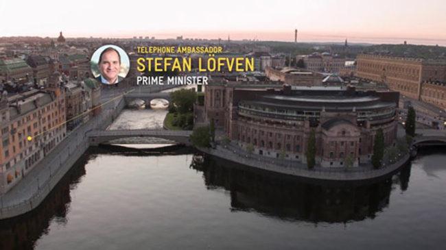 Người Thụy Điển thân thiện nhất châu Âu.