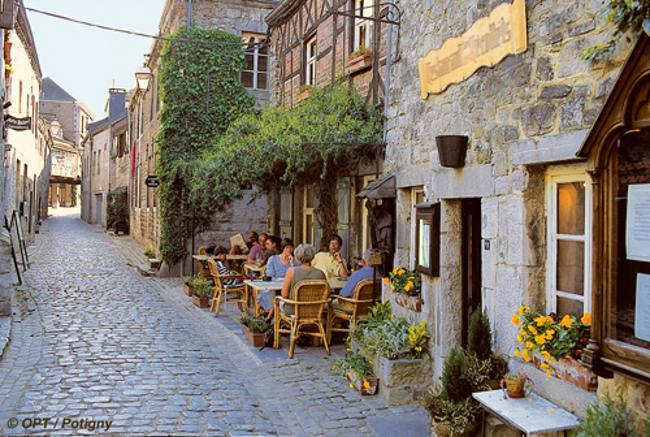 """Châu Âu là """"nhà"""" của nhiều thành phố nhỏ nhất thế giới."""