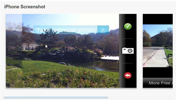 Panorama Free for iOS
