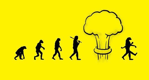 Một cái nhìn bi quan về chiến tranh hạt nhân - Cuộc chiến tranh sẽ đưa con người về lại thời kỳ tiến hoá ban đầu!