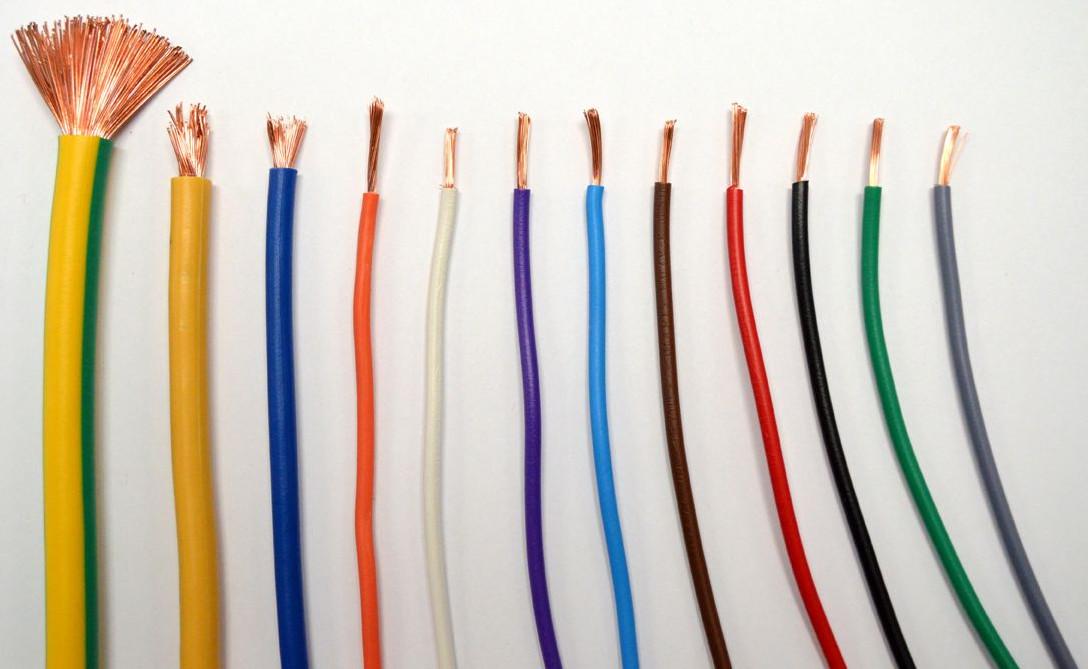 Dây dẫn có bọc cách điện chất lượng tốt.