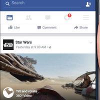 Làm thế nào để chụp và chia sẻ ảnh 360 độ trên Facebook?