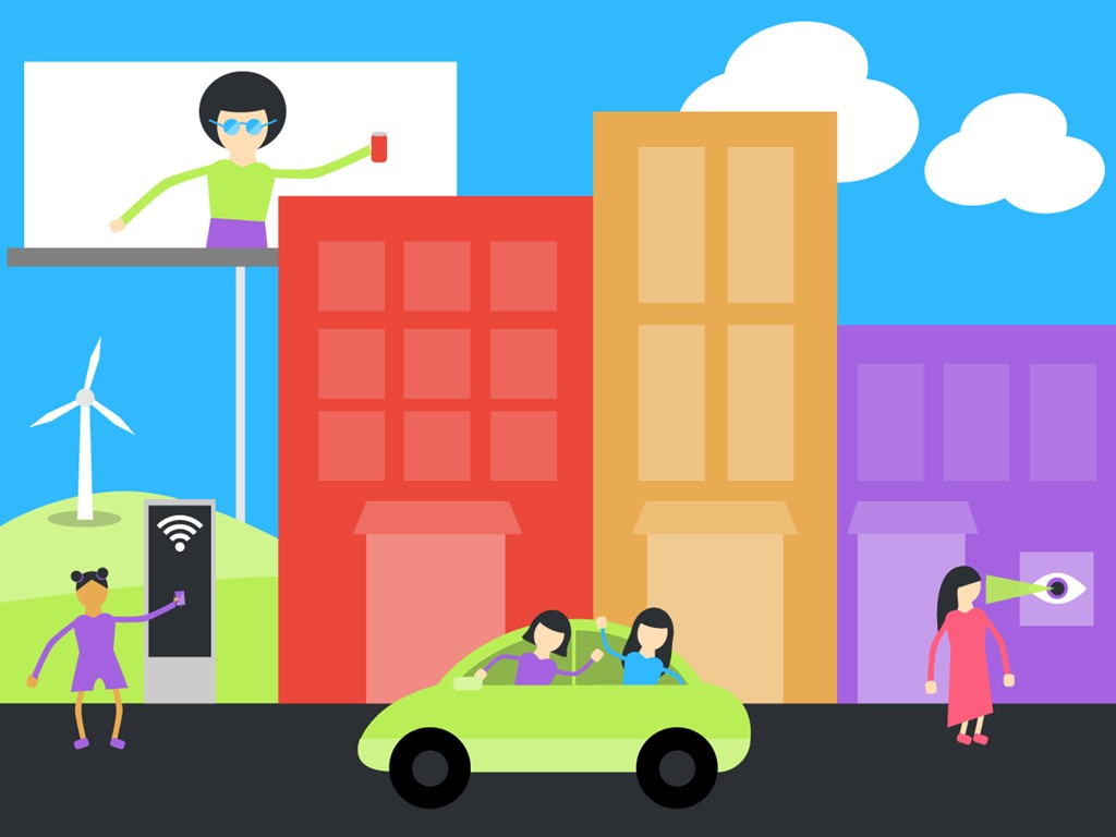 """Công ty mẹ của Google, Alphabet Inc, đang lên kế hoạch tạo ra """"Thành phố thông minh"""" - các khu vực tái phát triển với Internet tốc độ cao, năng lượng tái chế và các công nghệ tự động tân tiến nhất - trên khắp nước Mỹ."""