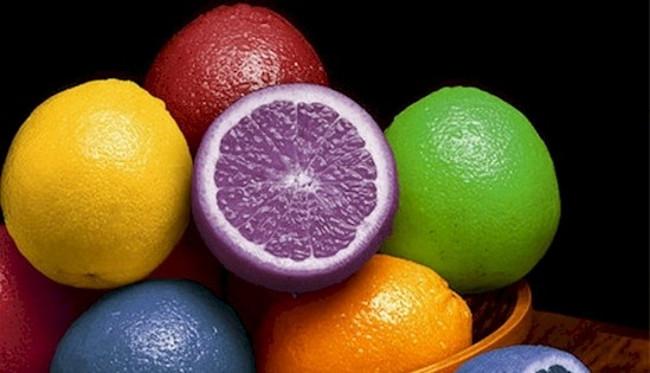Màu sắc của thực phẩm ảnh hưởng đến vi giác của chúng ta