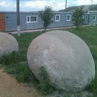 """Những khối """"ngọc trai kỷ Jura"""" đổi màu khi trời mưa ở Siberia"""