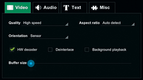 VPlayer Video Player for Android