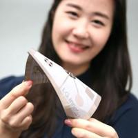 LG phát triển cảm biến lực dẻo, khả năng chống chịu tốt, áp dụng ở nhiều lĩnh vực