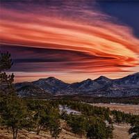 Điềm báo đáng sợ của những đám mây kỳ lạ