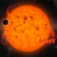 Phát hiện ngoại hành tinh trẻ nhất vũ trụ