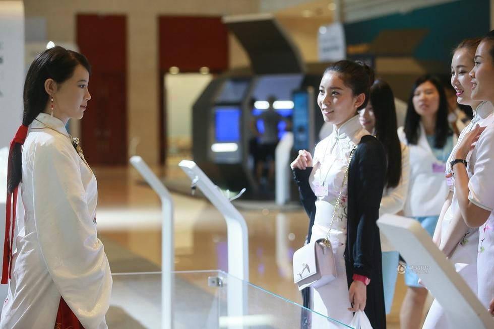 Robot Giai Giai được xem là bước tiến quan trọng trong công nghiệp phát triển trí thông minh nhân tạo Trung Quốc