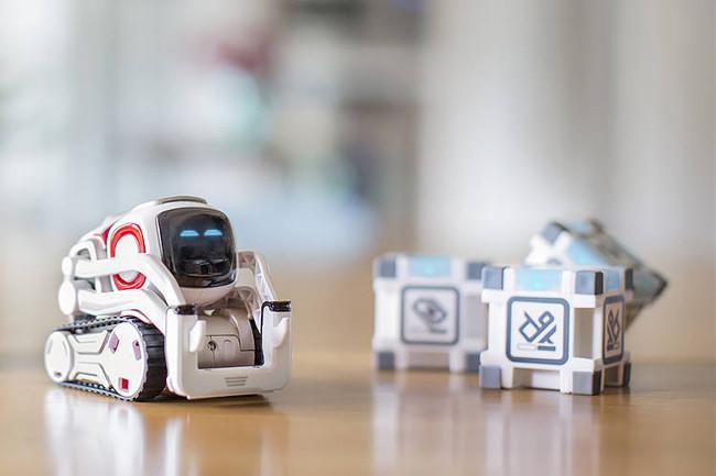Robot Cozmo.