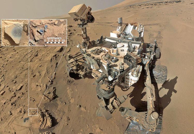 Rất lâu trong quá khứ, sao Hỏa cũng có cả nước lẫn từ trường bảo vệ giống như Trái Đất bây giờ.