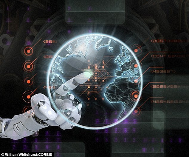 Robot có thể phát triển nhanh hơn so với con người và mục tiêu của chúng sẽ không thể đoán trước được.