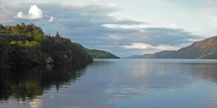 Hồ Loch Ness.