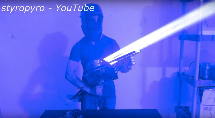 Khẩu súng của Anthony có công suất gấp 400 lần so với ngưỡng cho phép của FDA.