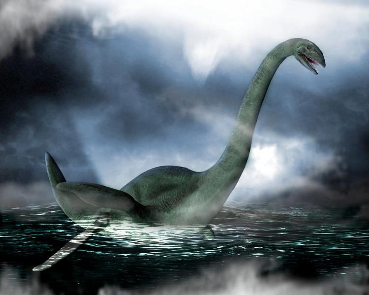 Nessie là một trong những sinh vật bí ẩn nhất trên thế giới.
