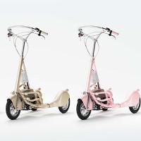 Người Nhật đã tạo ra chiếc xe đạp đi bộ độc nhất thế giới