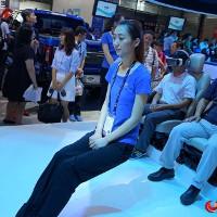 Trải nghiệm xe hơi tàng hình tại Trung Quốc