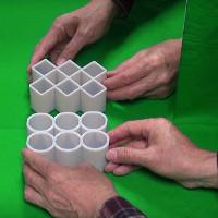 Ambiguous Cylinder Illusion: Ảo giác từ hình trụ mơ hồ