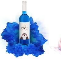 Rượu vang xanh đầu tiên trên thế giới