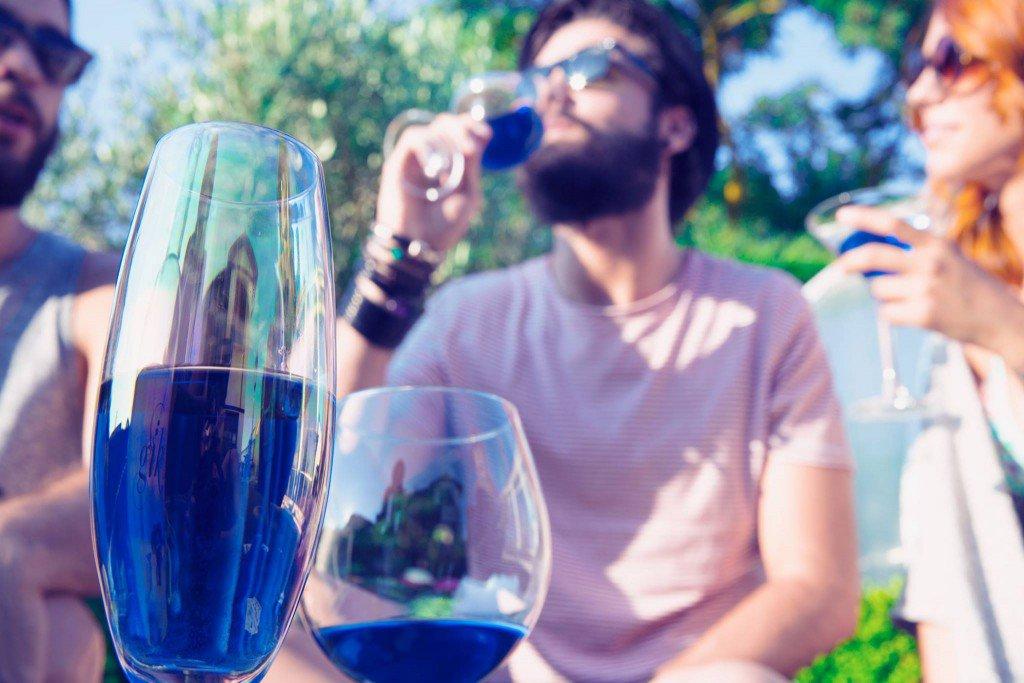 Rượu vang xanh