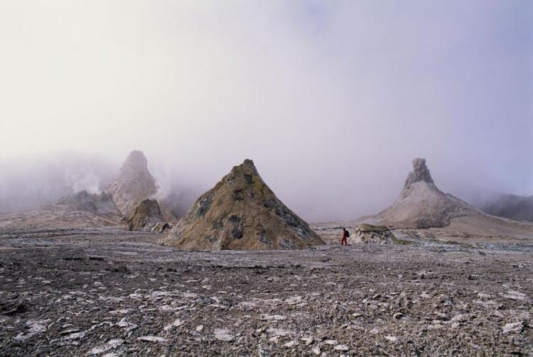Khu vực Thung lũng tách giãn, Tanzania, là nơi phát hiện mỏ khí heli với trữ lượng 1,5 tỷ mét khối.