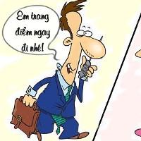 Chồng lo xa vì quá hiểu tính vợ