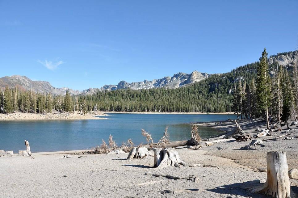 Hồ Horseshoe, California, Mỹ