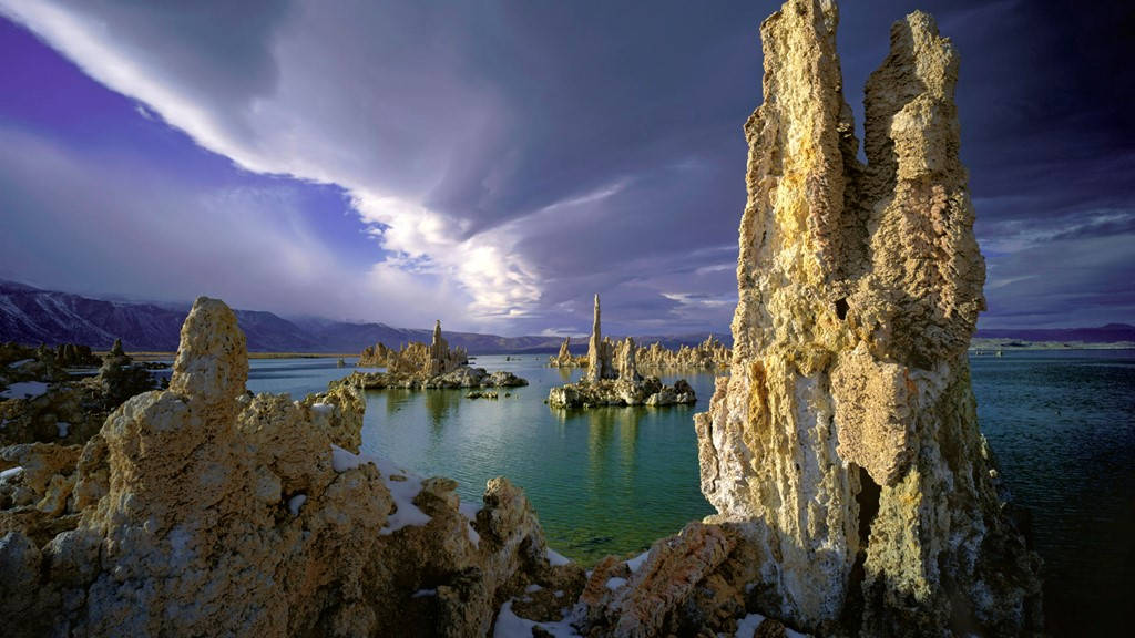 Hồ Mono, California, Mỹ