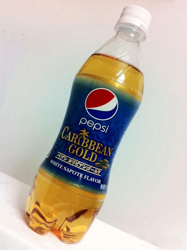 Loại Pepsi này có hương vị quả Sapote ở miền trung Mexico.