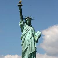 Thân phận đặc biệt của người đàn ông có khuôn mặt là nguyên mẫu của tượng Nữ thần Tự do