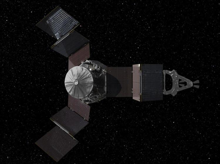 Vệ tinh Juno.