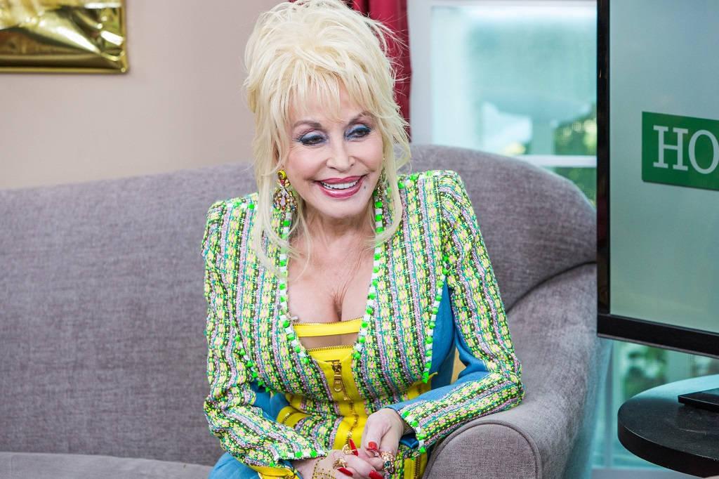 Nữ ca sĩ Dolly Parton