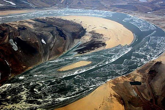 Sông Tùng Hoa, Trung Quốc.