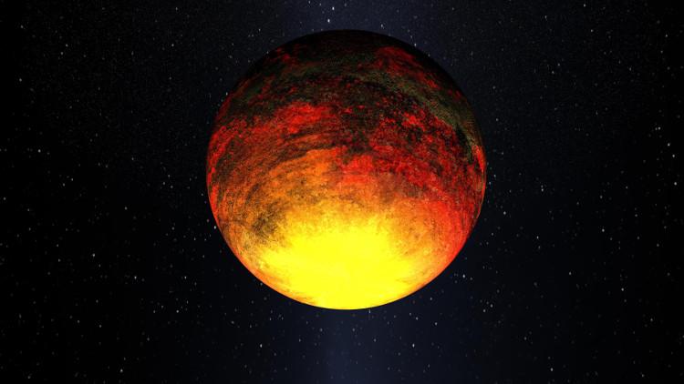 Hành tinh Kepler-10b.