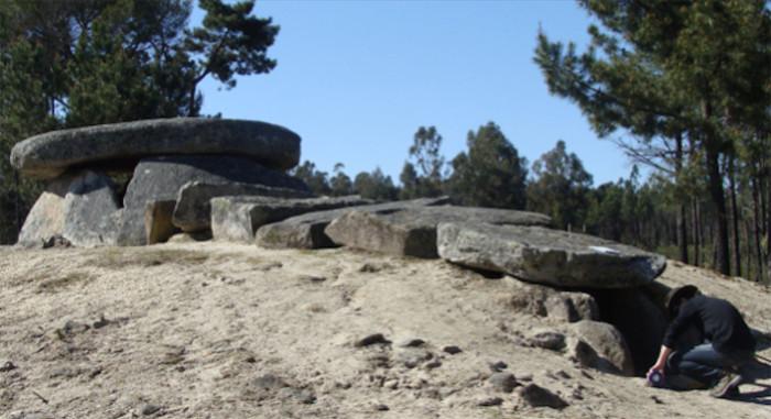 Ngôi mộ có thể là cách người tiền sử quan sát thiên văn mà không cần tới ống kính.
