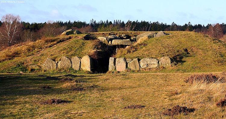 Ở châu Âu còn hàng nghìn ngôi mộ cổ bí ẩn, chưa rõ mục đích sử dụng.