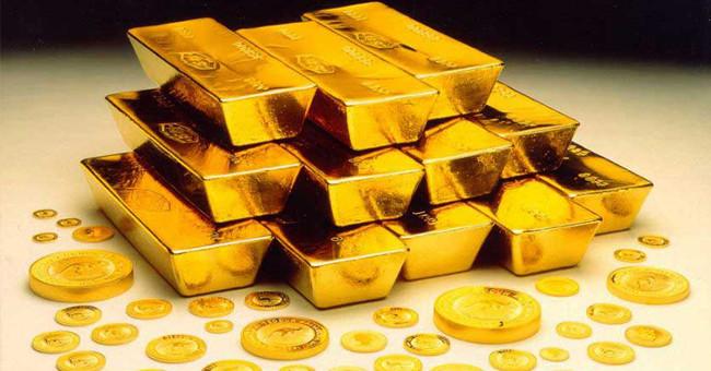 Vàng là kim loại quý