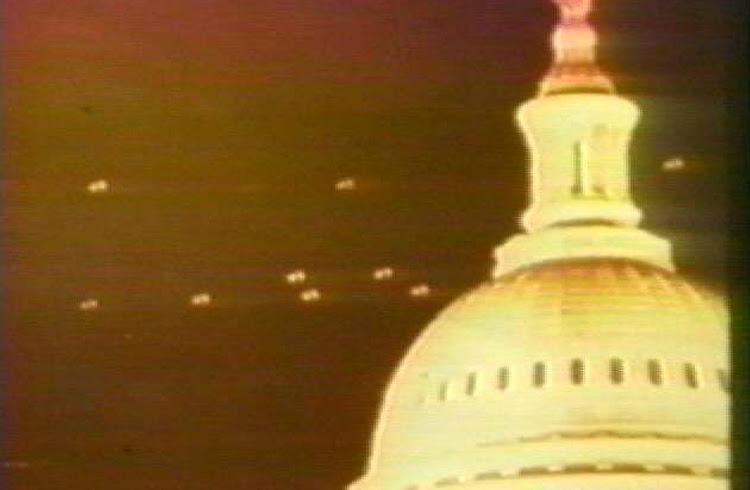 Thủ đô Washington (Mỹ) năm 1952