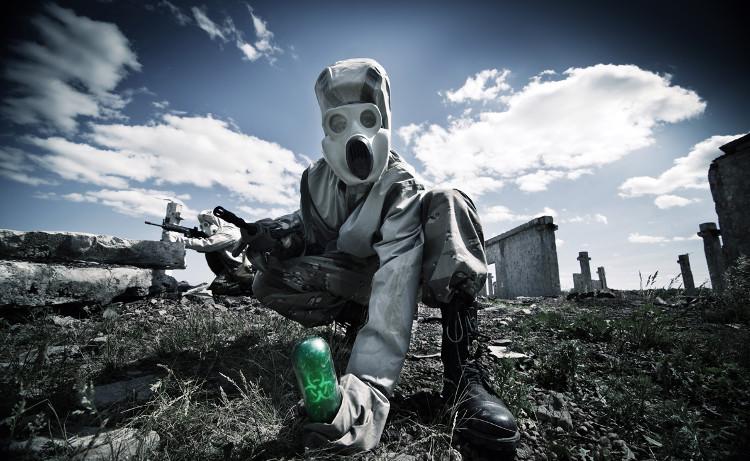 Phản ứng nhanh là điều cần thiết trong một vụ tấn công khủng bố sinh học.