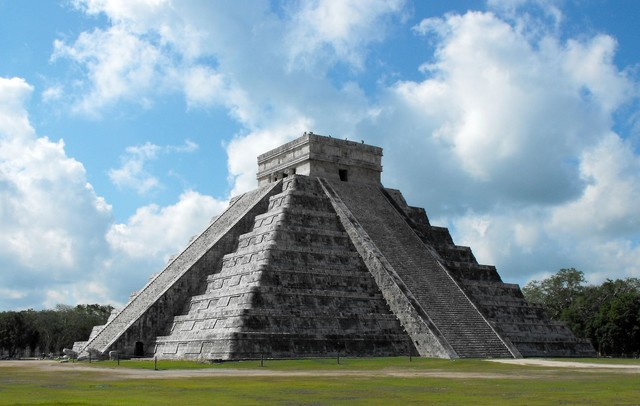 Khu di tích Chichén Itzá.