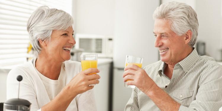 Những người sống thọ ở mỹ có những tính cách tương đồng, đặc biết là tính hướng ngoại, vui vẻ...